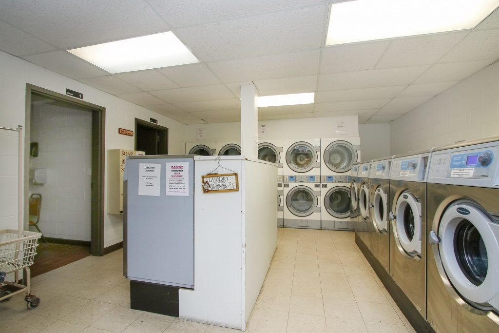 Corral RV Resort Laundry