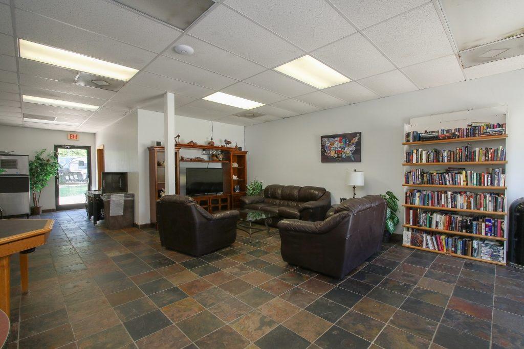 Corral Recreation room