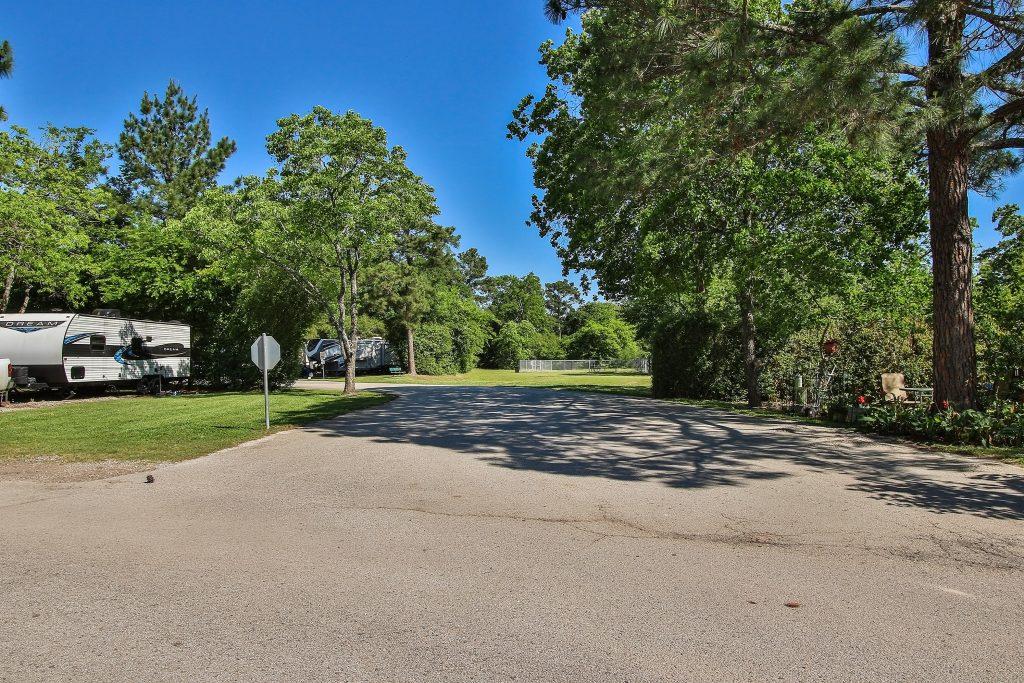 Corral RV Park Road